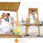 A couple on Narragansett Beach.